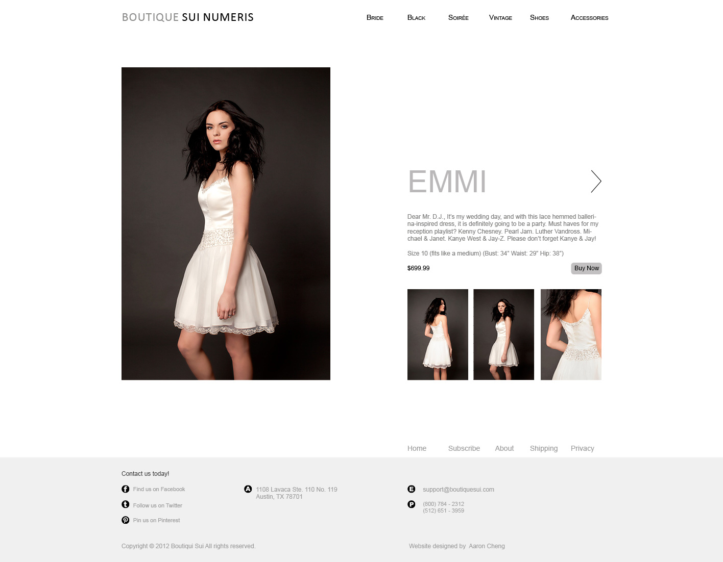 Product Detail - Emmi